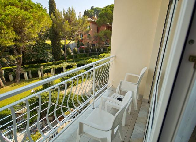 Balcone Camera Standard Hotel L'Approdo