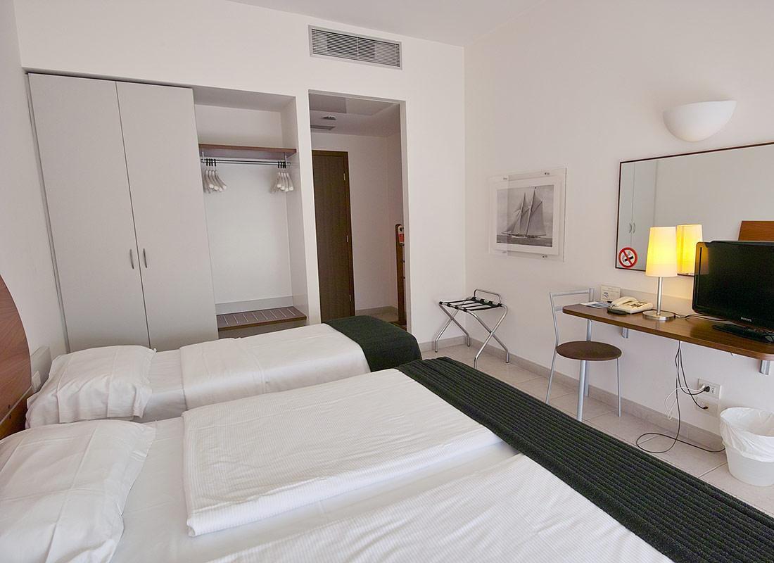 Camera Tripla Hotel L'Approdo